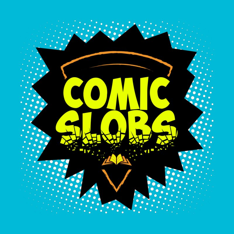 Comic Slobs Logo by ComicSlobs's Artist Shop