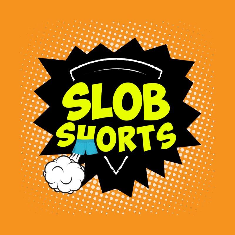 Slob Shorts Logo by ComicSlobs's Artist Shop