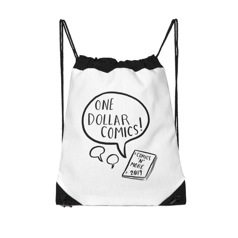 One Dollar Comics Accessories Bag by Comicsnmore's Artist Shop