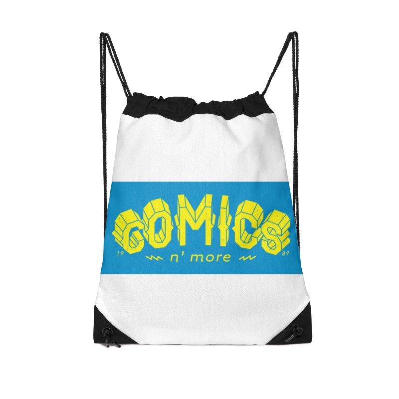 Comics N'More Accessories Bag by Comicsnmore's Artist Shop