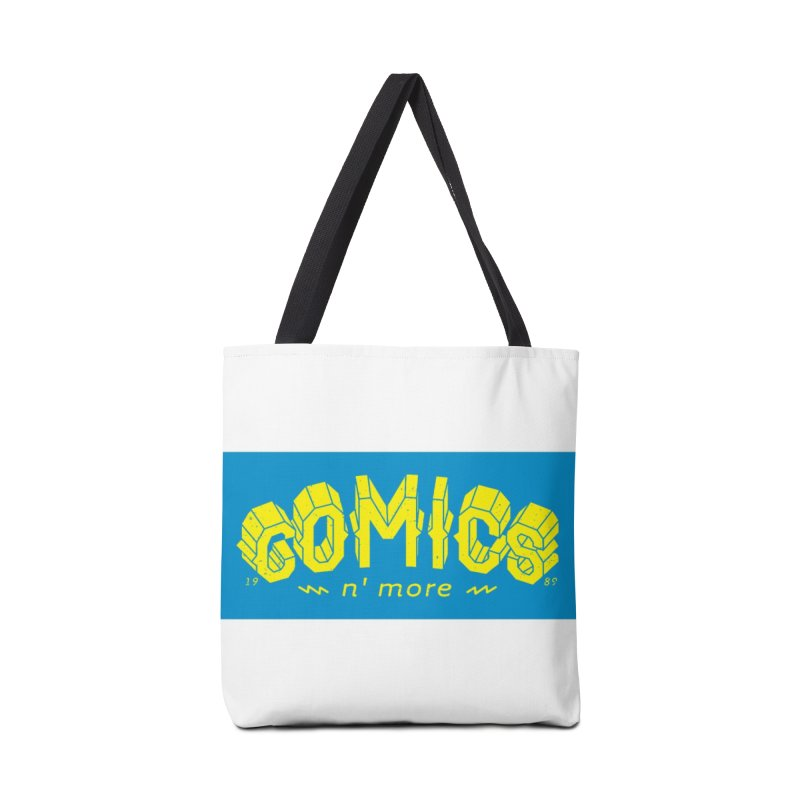 Comics N'More Accessories Bag by Comicsnmore's Artist Shop