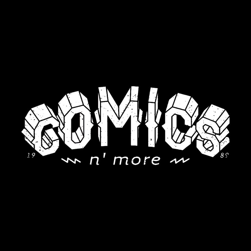 COMICS N' MORE Reverse Accessories Bag by Comicsnmore's Artist Shop