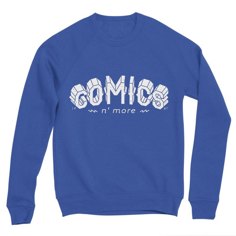 COMICS N' MORE Reverse Men's Sweatshirt by Comicsnmore's Artist Shop