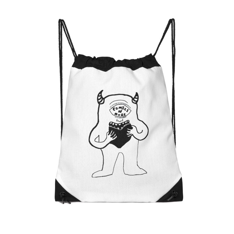 Comics Monster Accessories Bag by Comicsnmore's Artist Shop