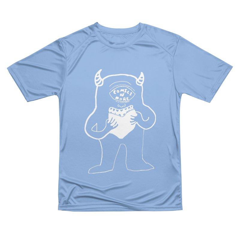 Reverse Comics Monster Women's T-Shirt by Comicsnmore's Artist Shop
