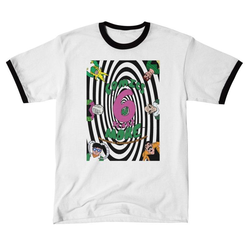 SIX TEARS BLACK SPIRAL Women's T-Shirt by Comixmonger's Closet