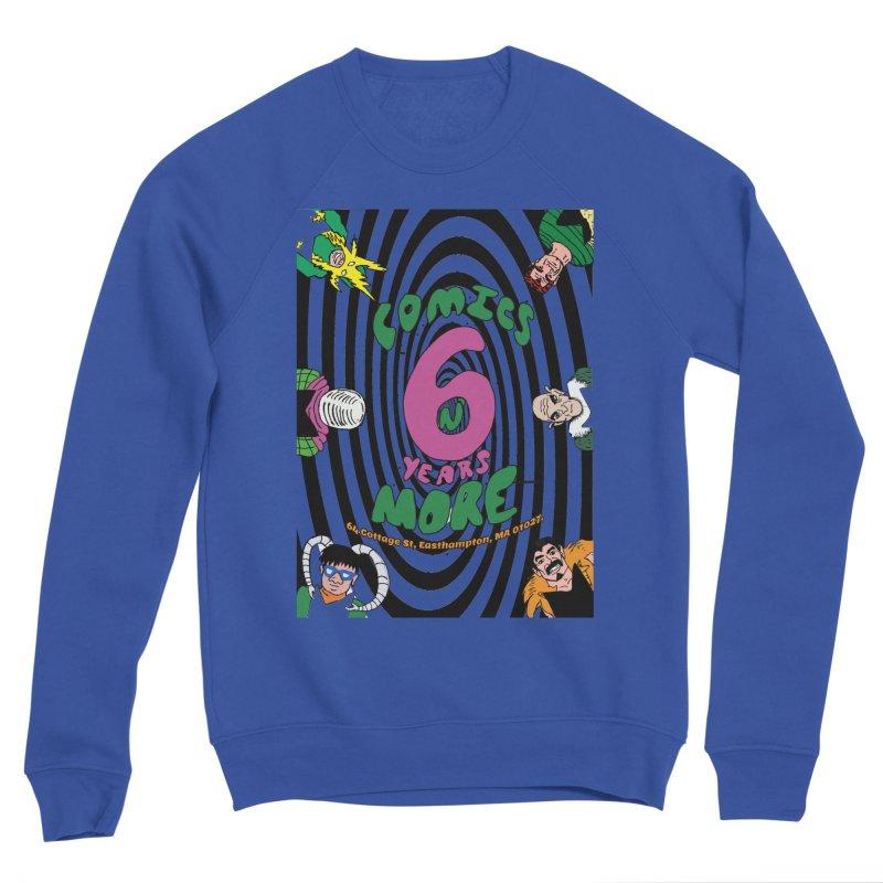SIX TEARS BLACK SPIRAL Women's Sweatshirt by Comicsnmore's Artist Shop