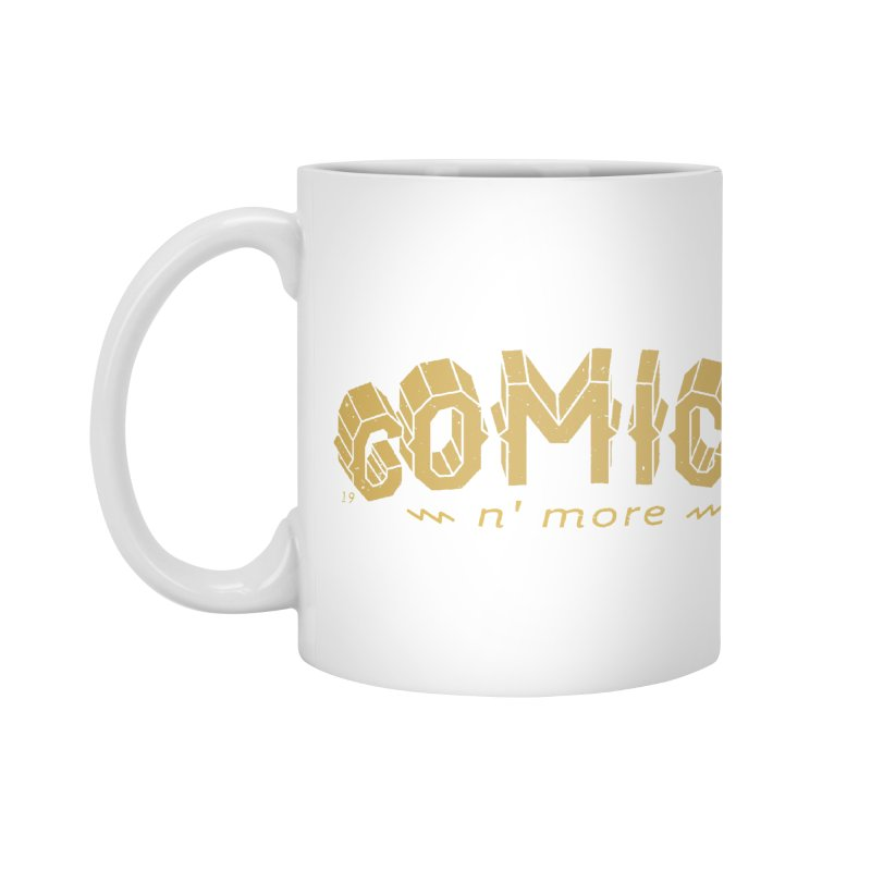 Accessories None by Comicsnmore's Artist Shop