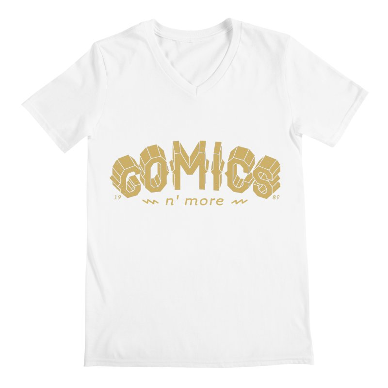 Men's None by Comicsnmore's Artist Shop