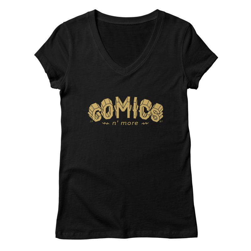 Women's None by Comicsnmore's Artist Shop