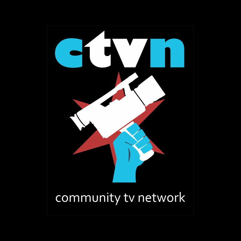 Community TV Network Kids T-Shirt by CommunityTVNetwork's Artist Shop