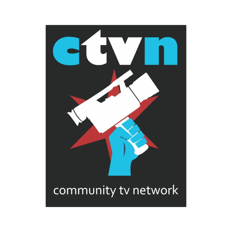 CTVNlogo by CommunityTVNetwork's Artist Shop