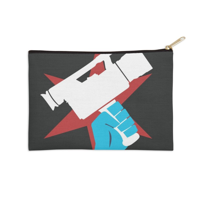 CTVNaccessories Accessories Zip Pouch by CommunityTVNetwork's Artist Shop