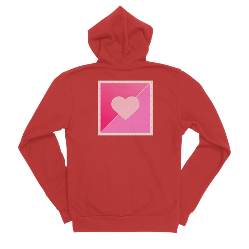 Loves Men's Zip-Up Hoody by Communityholidays's Artist Shop