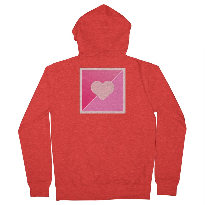 Loves Women's Zip-Up Hoody by Communityholidays's Artist Shop