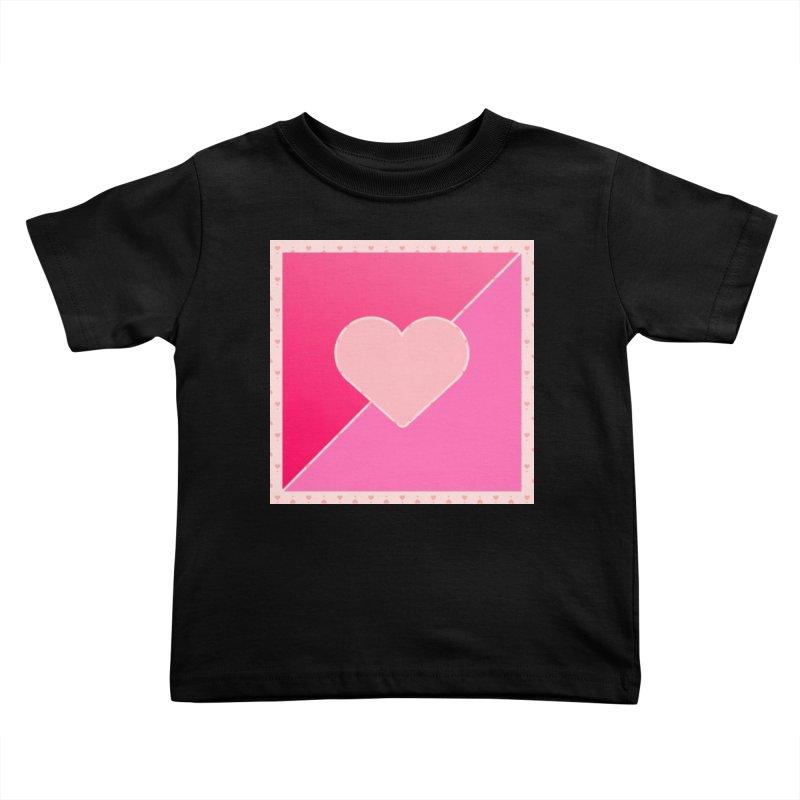 Loves Kids Toddler T-Shirt by Communityholidays's Artist Shop