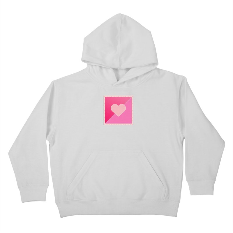 Loves Kids Pullover Hoody by Communityholidays's Artist Shop