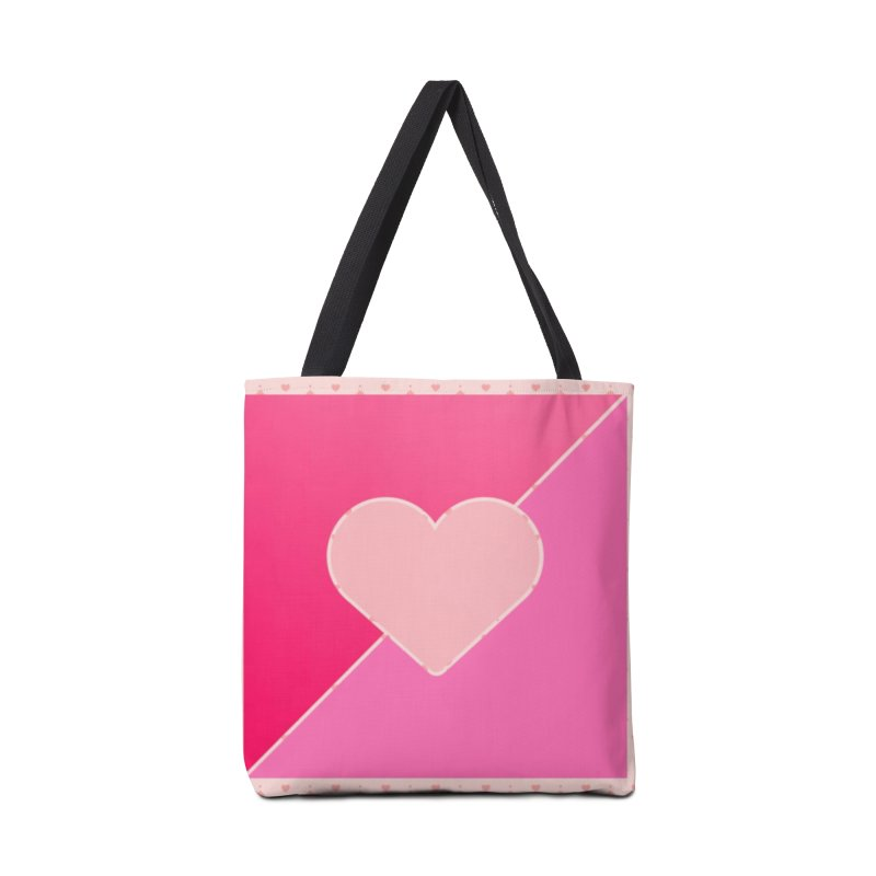 Loves Accessories Bag by Communityholidays's Artist Shop
