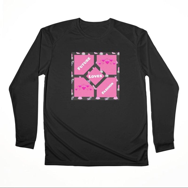 Fashionable Future Men's Longsleeve T-Shirt by Communityholidays's Artist Shop