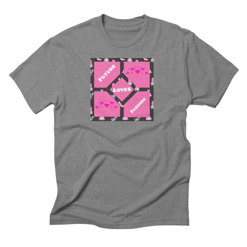 Fashionable Future Men's T-Shirt by Communityholidays's Artist Shop