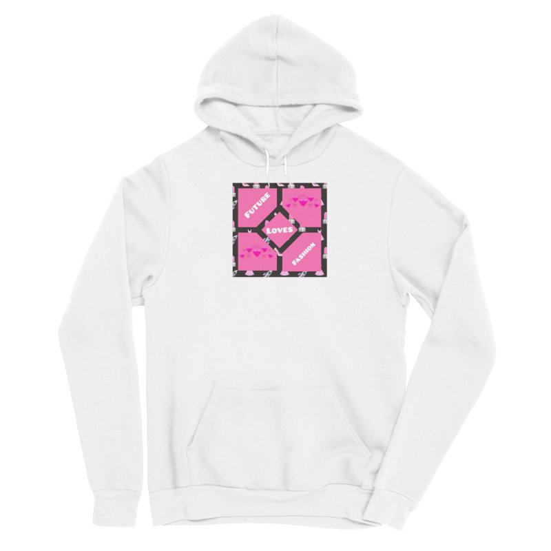 Fashionable Future Women's Pullover Hoody by Communityholidays's Artist Shop