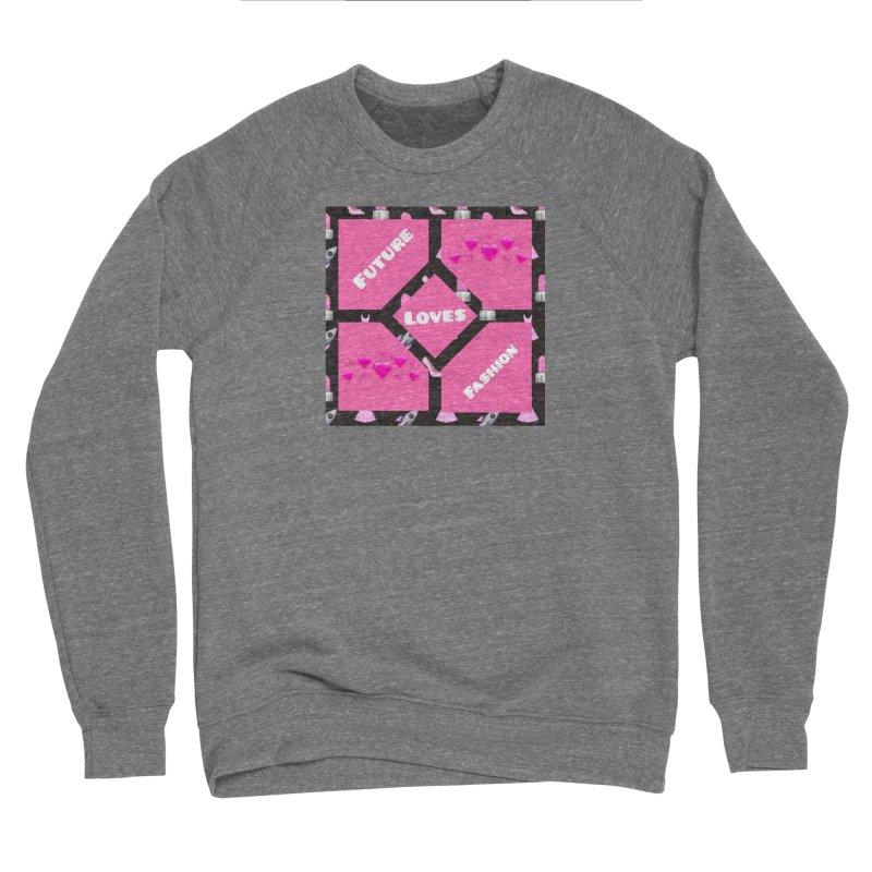 Fashionable Future Men's Sweatshirt by Communityholidays's Artist Shop