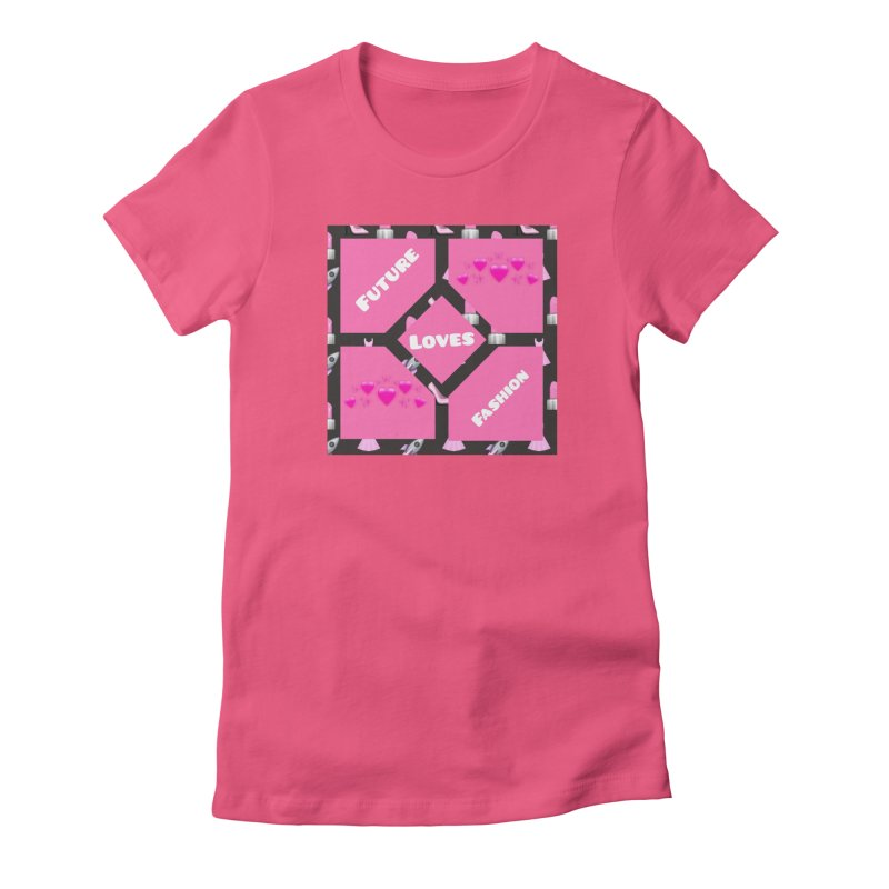 Fashionable Future Women's T-Shirt by Communityholidays's Artist Shop