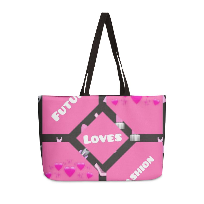 Fashionable Future Accessories Bag by Communityholidays's Artist Shop