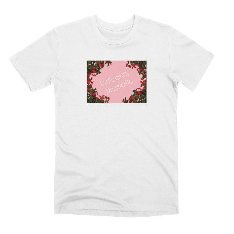 Delicately Put Men's T-Shirt by Communityholidays's Artist Shop
