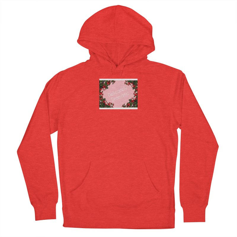 Delicately Put Men's Pullover Hoody by Communityholidays's Artist Shop