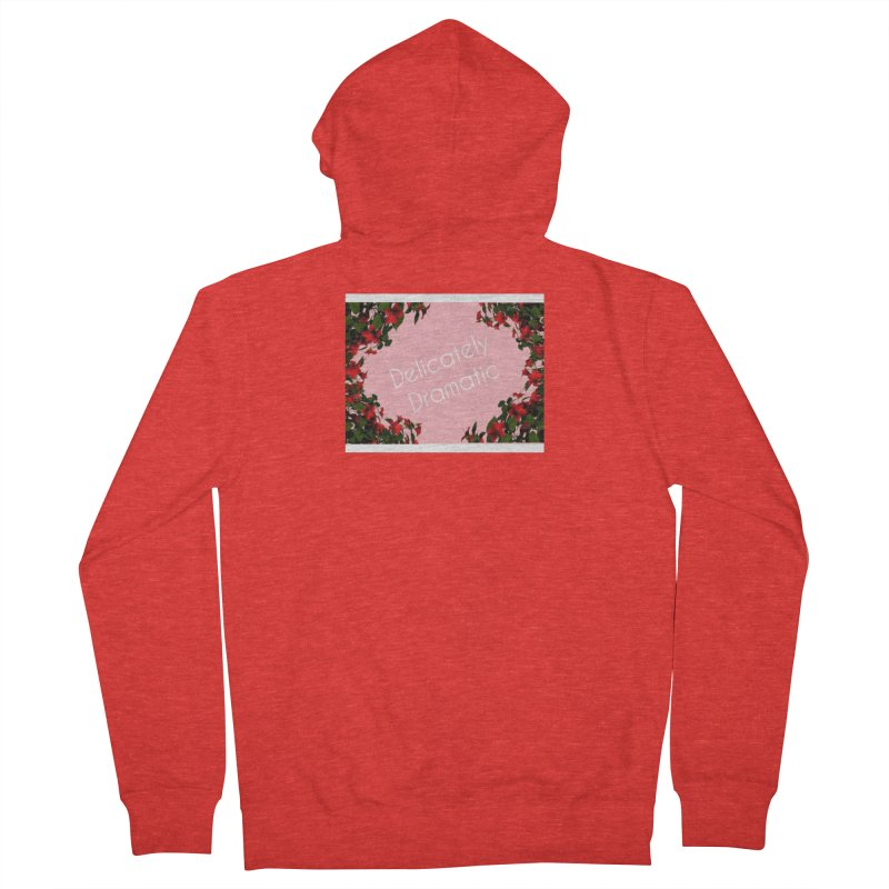 Delicately Put Women's Zip-Up Hoody by Communityholidays's Artist Shop