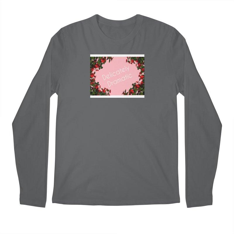 Delicately Put Men's Longsleeve T-Shirt by Communityholidays's Artist Shop
