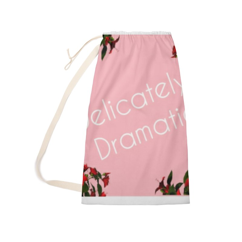 Delicately Put Accessories Bag by Communityholidays's Artist Shop