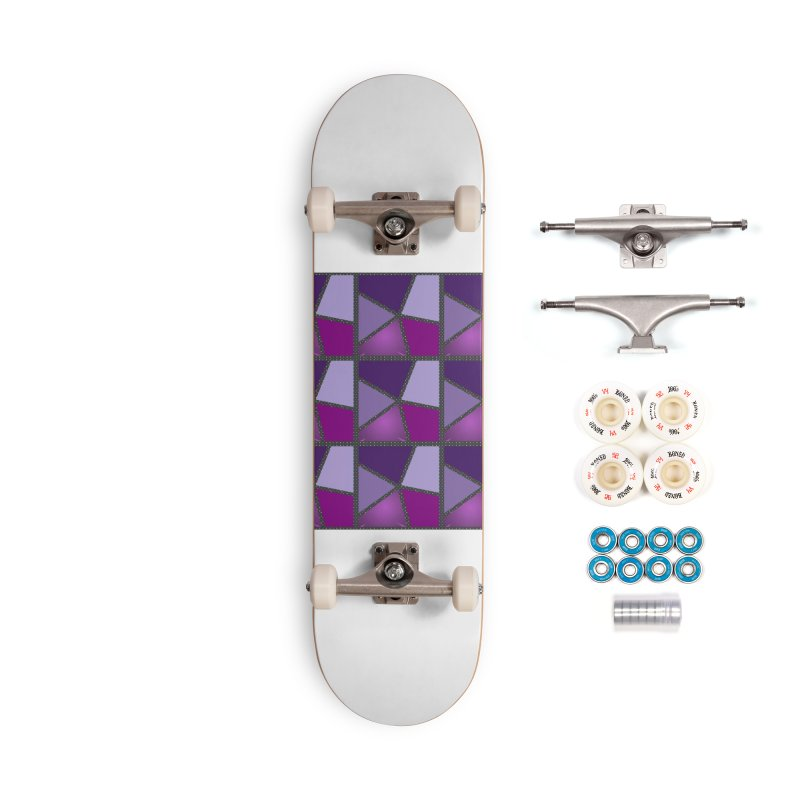 Starry Accessories Skateboard by Communityholidays's Artist Shop