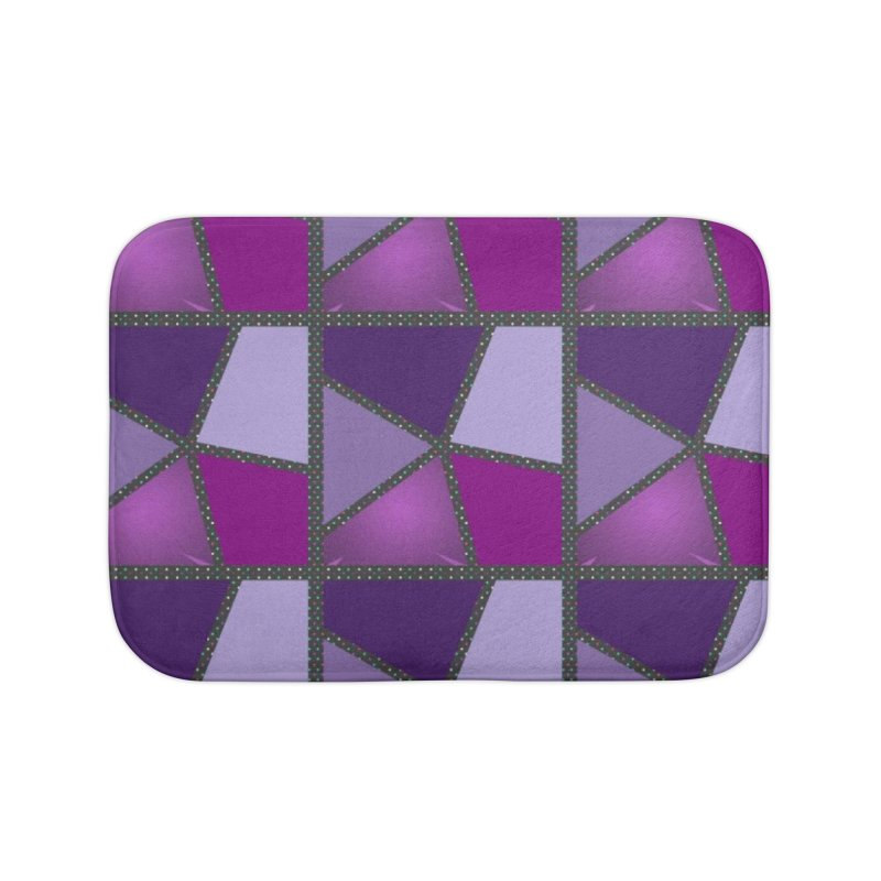 Starry Home Bath Mat by Communityholidays's Artist Shop