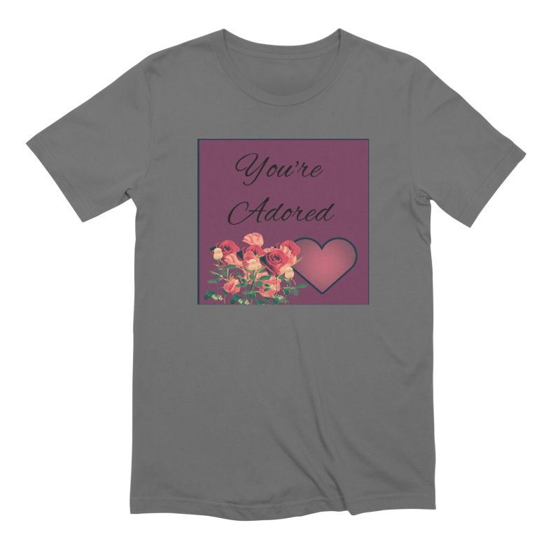 Adorable Men's T-Shirt by Communityholidays's Artist Shop