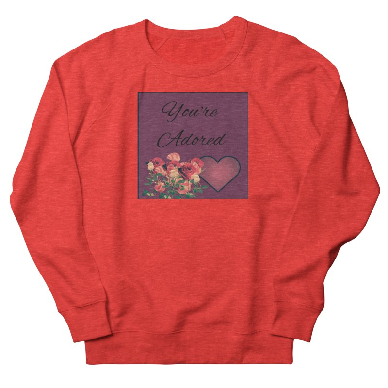 Adorable Women's Sweatshirt by Communityholidays's Artist Shop