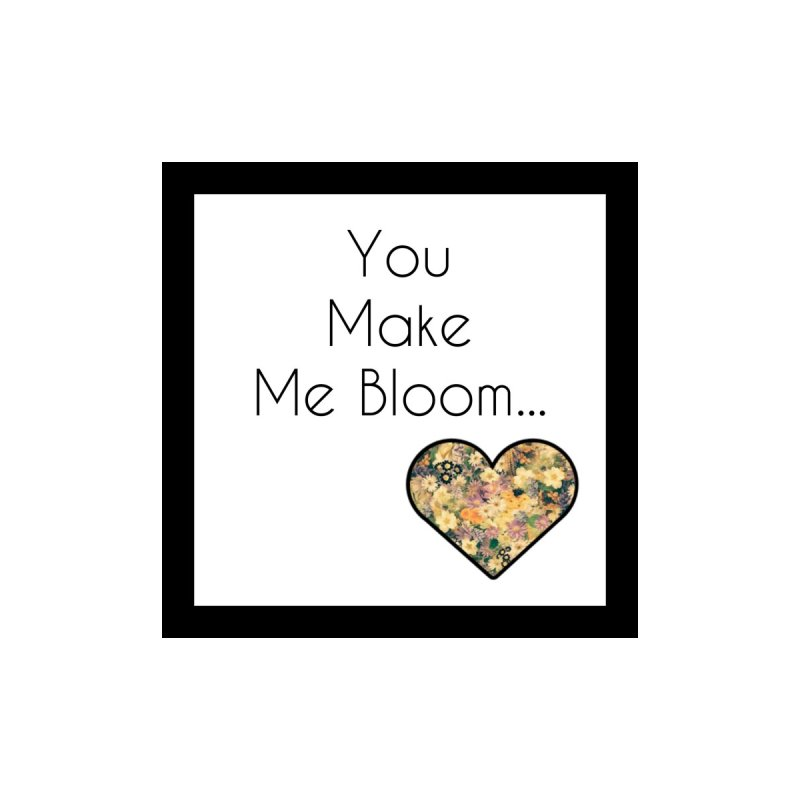 Bloom Home Fine Art Print by Communityholidays's Artist Shop