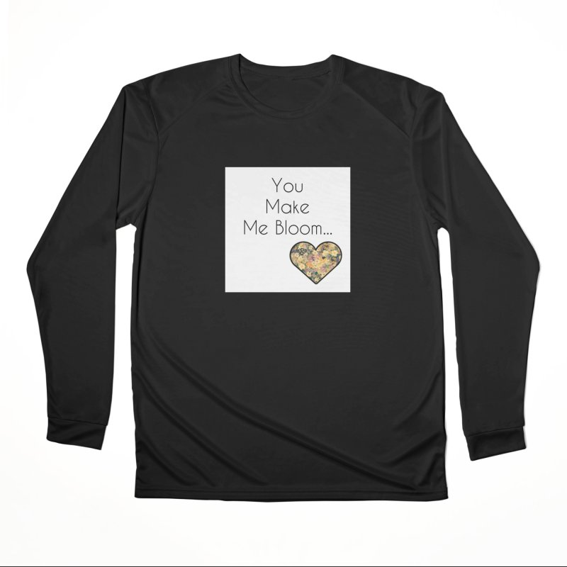 Bloom Men's Longsleeve T-Shirt by Communityholidays's Artist Shop