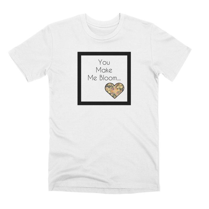 Bloom Men's T-Shirt by Communityholidays's Artist Shop