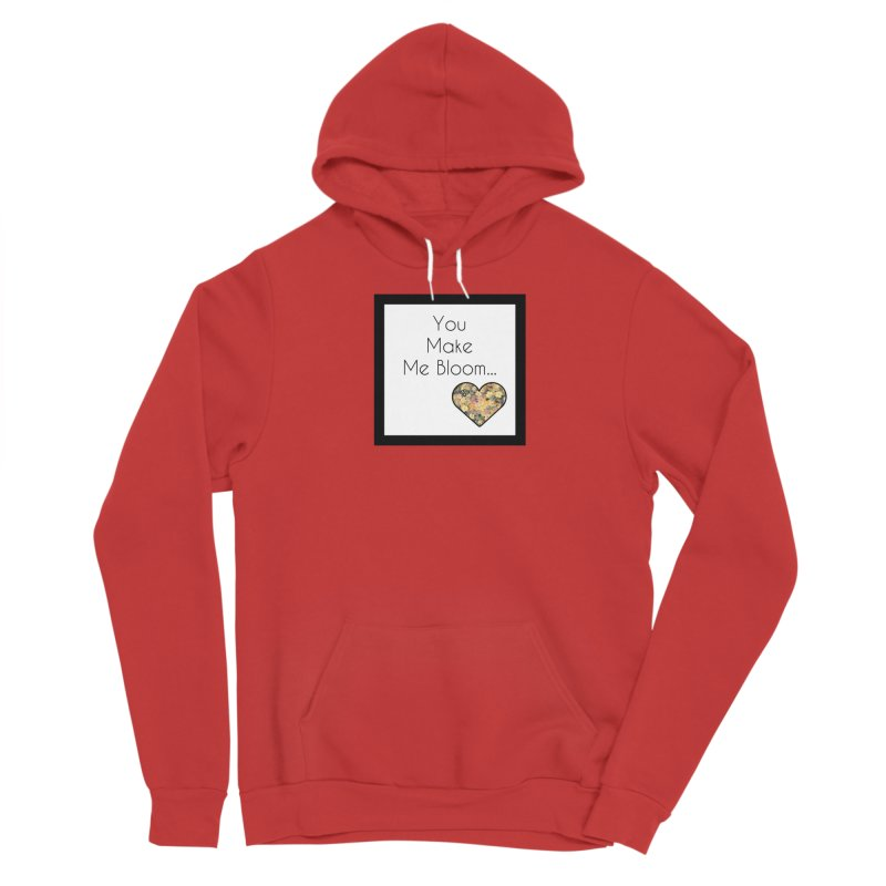 Bloom Women's Pullover Hoody by Communityholidays's Artist Shop