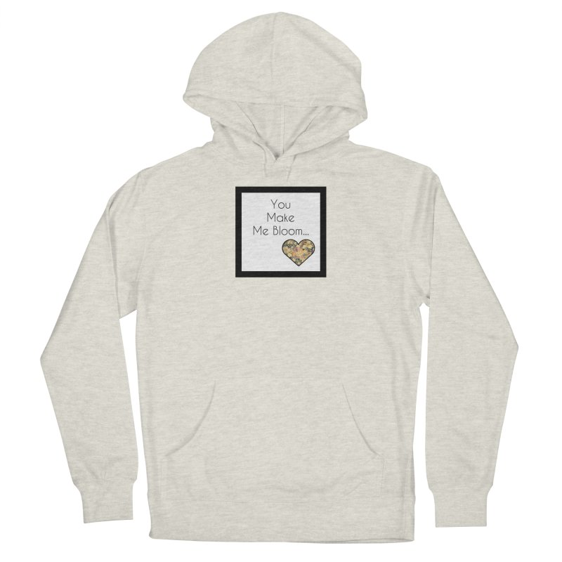 Bloom Men's Pullover Hoody by Communityholidays's Artist Shop