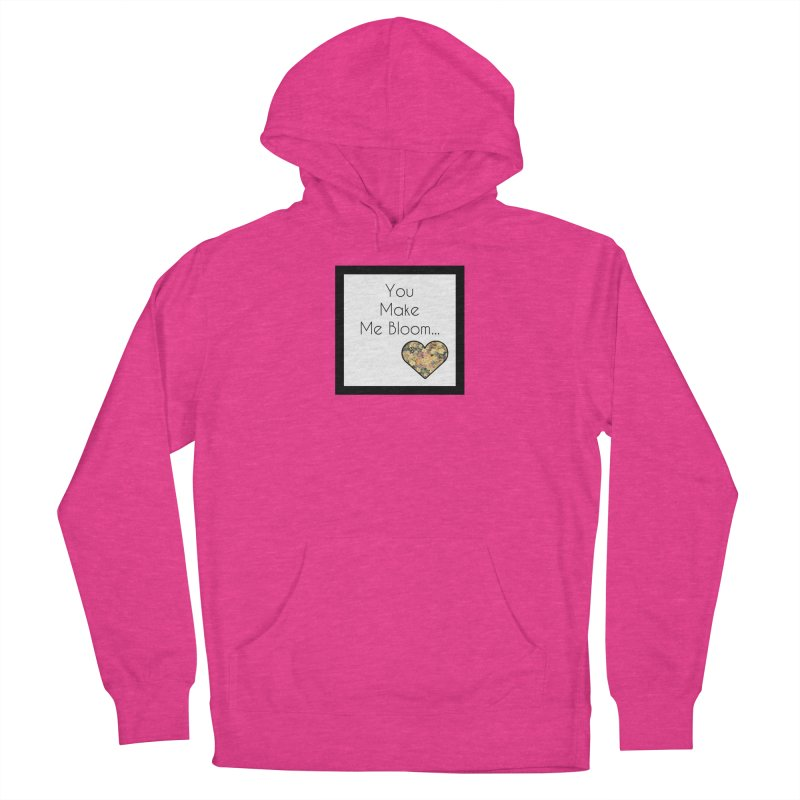 Bloom Men's Pullover Hoody by Communityholidays's Artist Shop