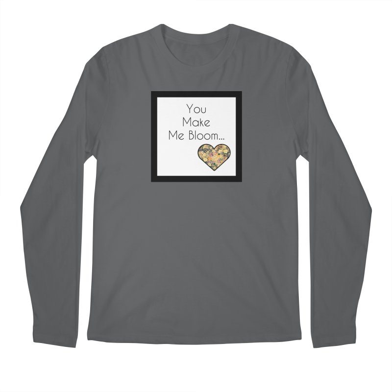 Bloom Men's Longsleeve T-Shirt by Communityholidays's Artist Shop