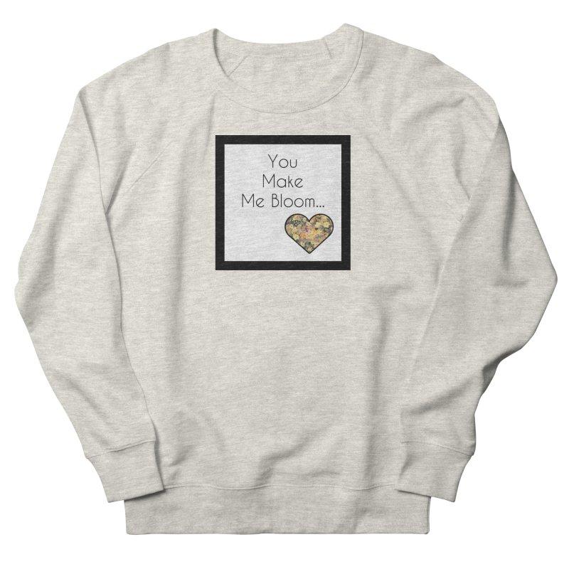 Bloom Men's Sweatshirt by Communityholidays's Artist Shop