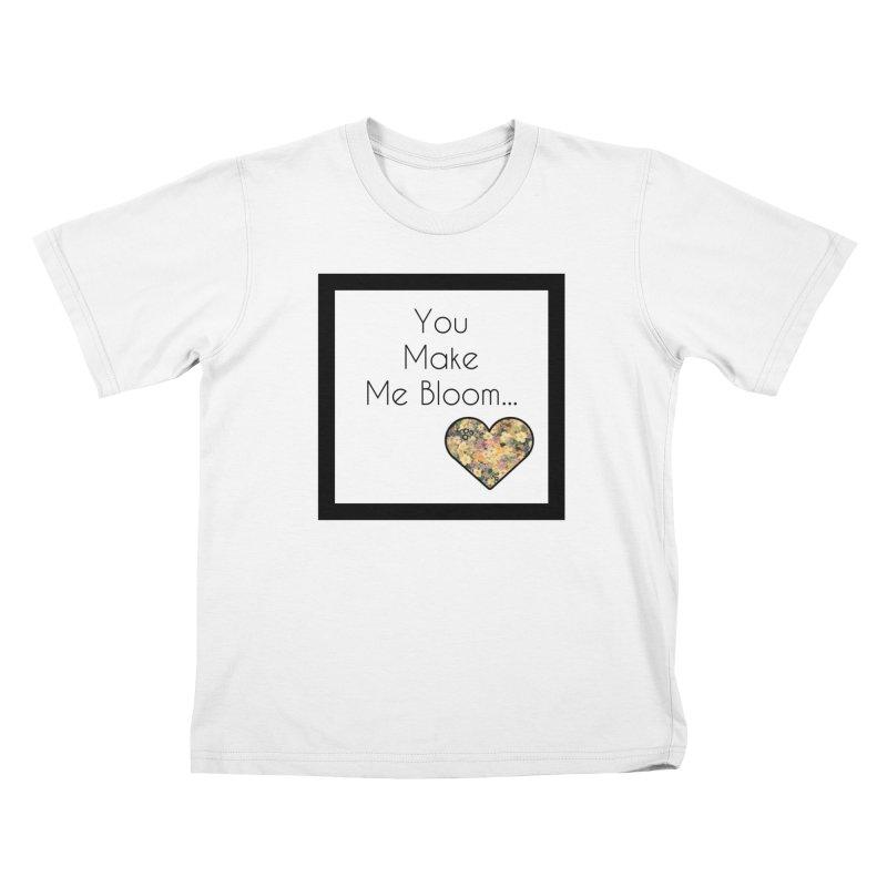 Bloom Kids T-Shirt by Communityholidays's Artist Shop