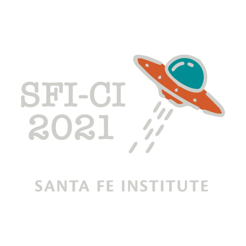 Limited Edition! SFI-CI 2021 light Accessories Notebook by Complexity Explorer Shop