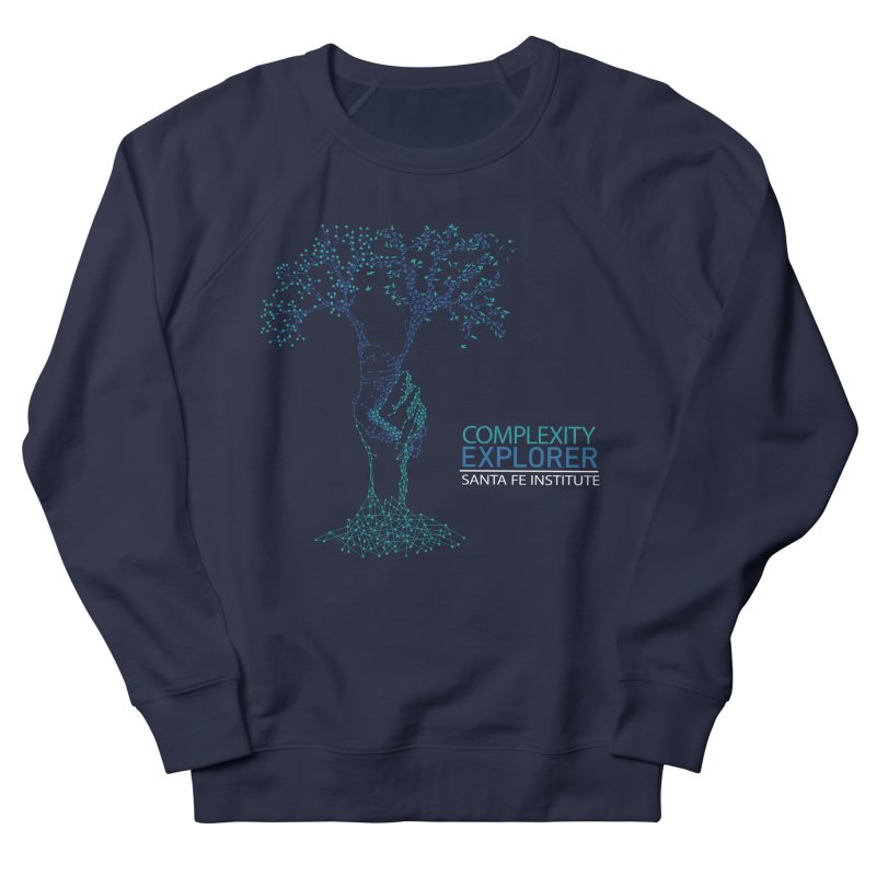 The Trand Women's French Terry Sweatshirt by Complexity Explorer Shop