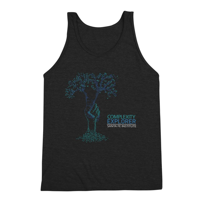 The Trand Men's Triblend Tank by Complexity Explorer Shop