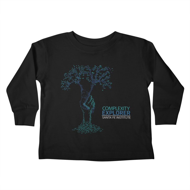 The Trand Kids Toddler Longsleeve T-Shirt by Complexity Explorer Shop